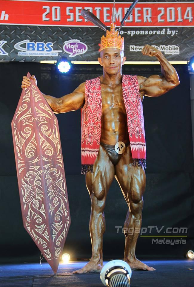 Champ of Champs - Dr Malvern Abdullah