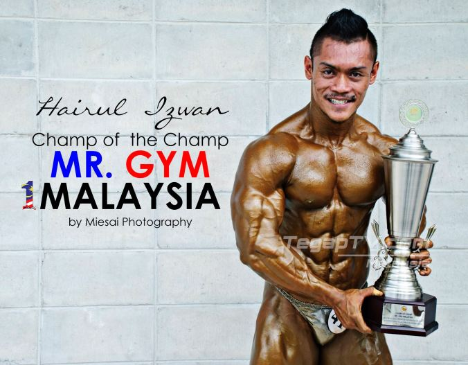 Hairul Izwan - Champ of Champs