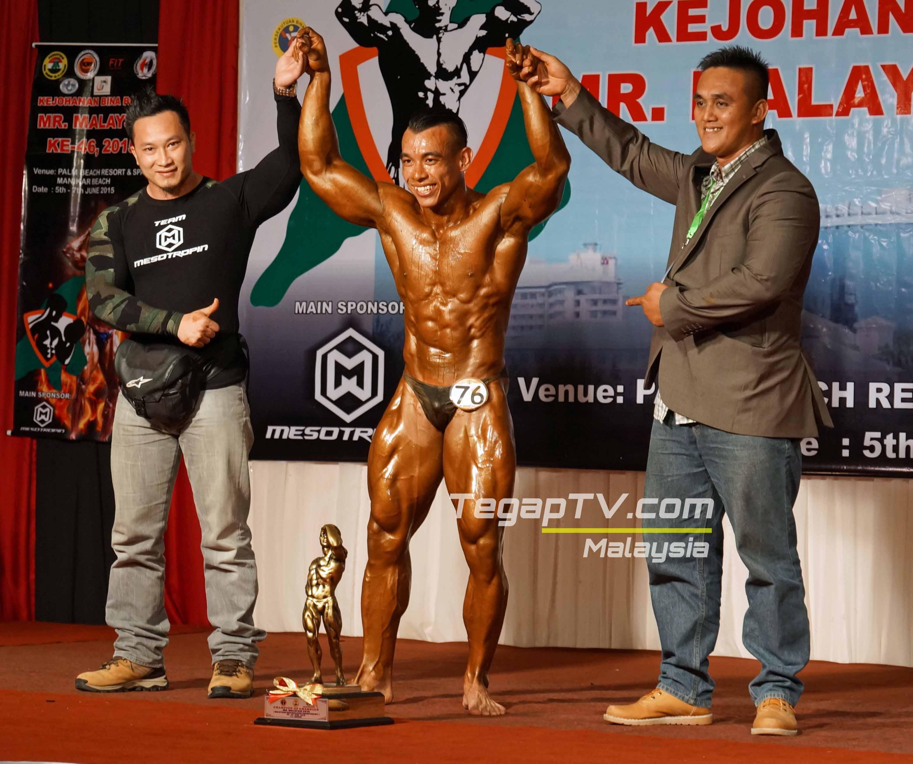 Champs of Champs: Awang Mohd Azizul